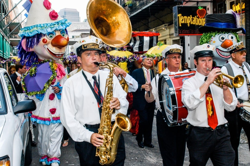 Stanwycks Photography, Second Line Parade in the French Quarter